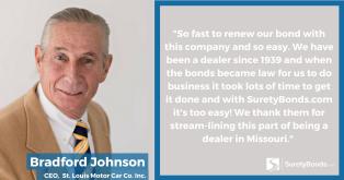 Bradford Johnson Review